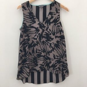 Vince Camuto Sleeveless Blouse X-Small